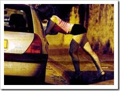 Prostitución.