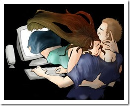 ciber amor, cyber amor, amor cibernético, ciberamor