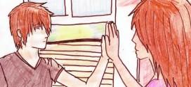 """Amores de Internet: """"Te quiero, pero sólo como amigo""""."""