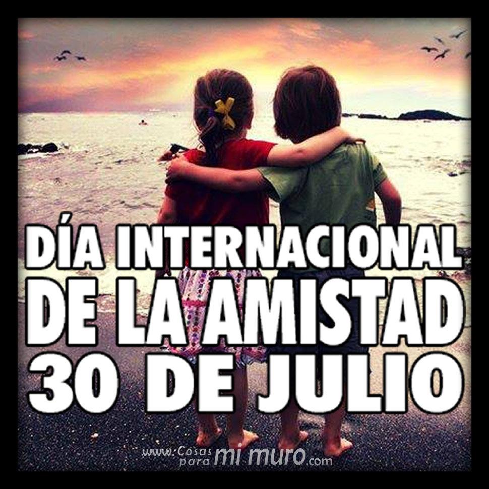 Día Internacional del amigo